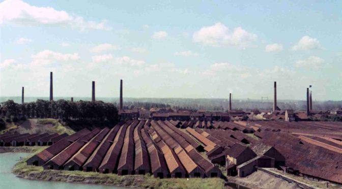 steenbakkerijen medio vorige eeuw