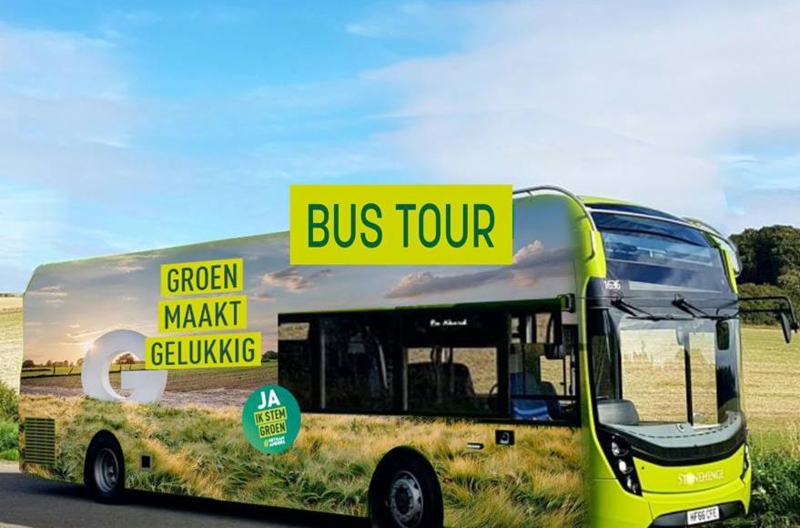 Groen maakt gelukkig perfect with groen maakt gelukkig