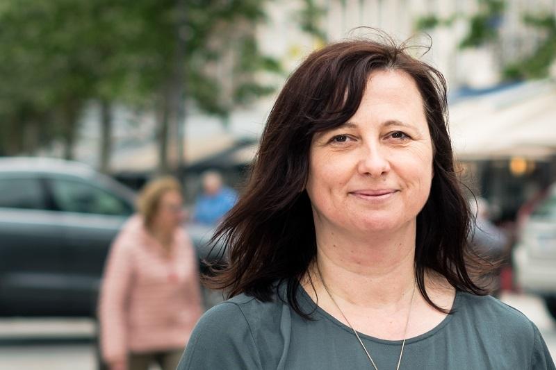 Groen gemeenteraadslid Roos Lambrecht