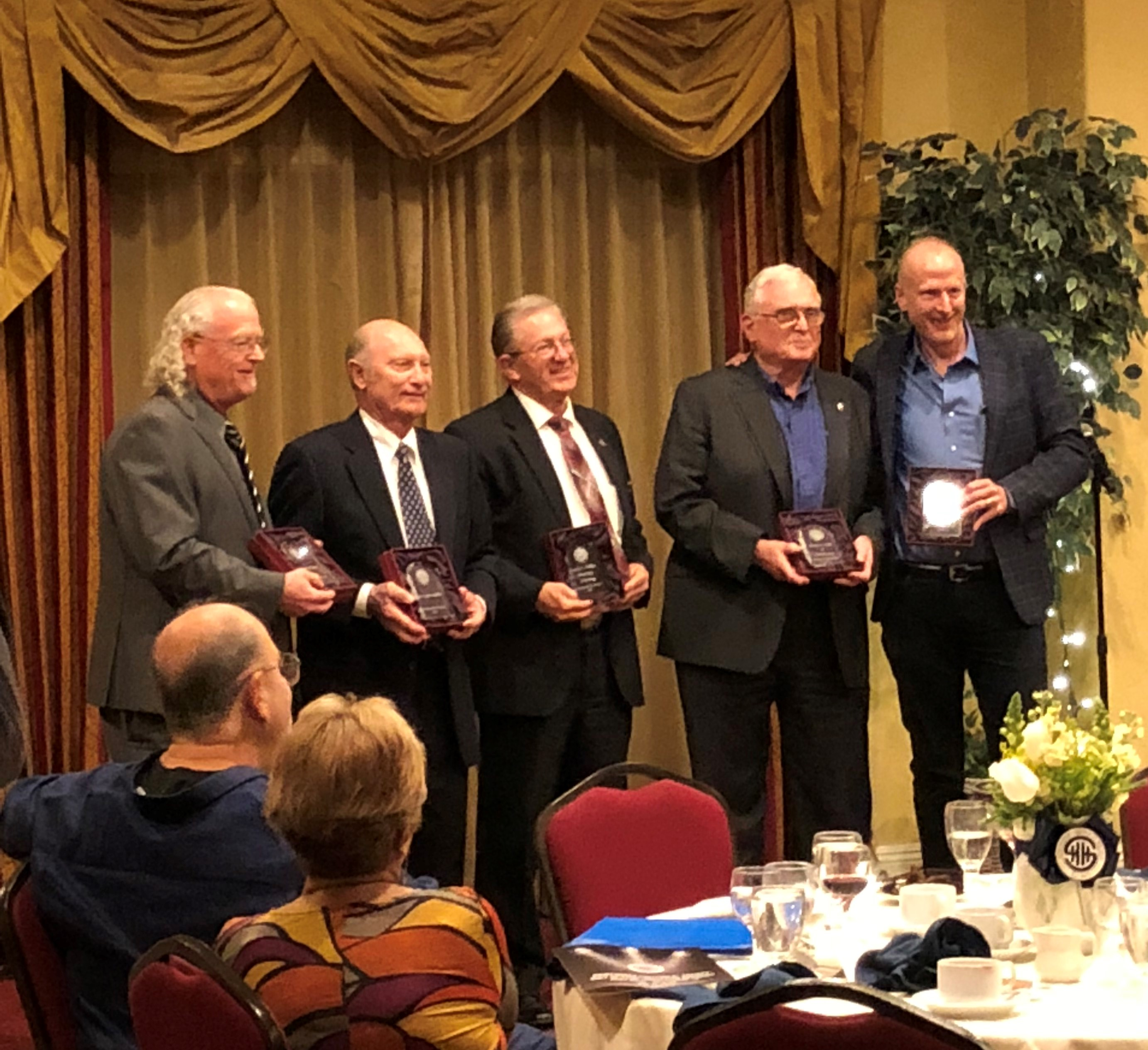 HHS Hall of Fame Inductees - 2018