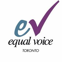 Civic Campaigner Equal Voice Toronto in Toronto ON