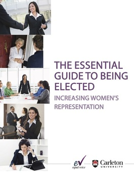 The Essential Guide to Being Elected: Increasing Women's Representation