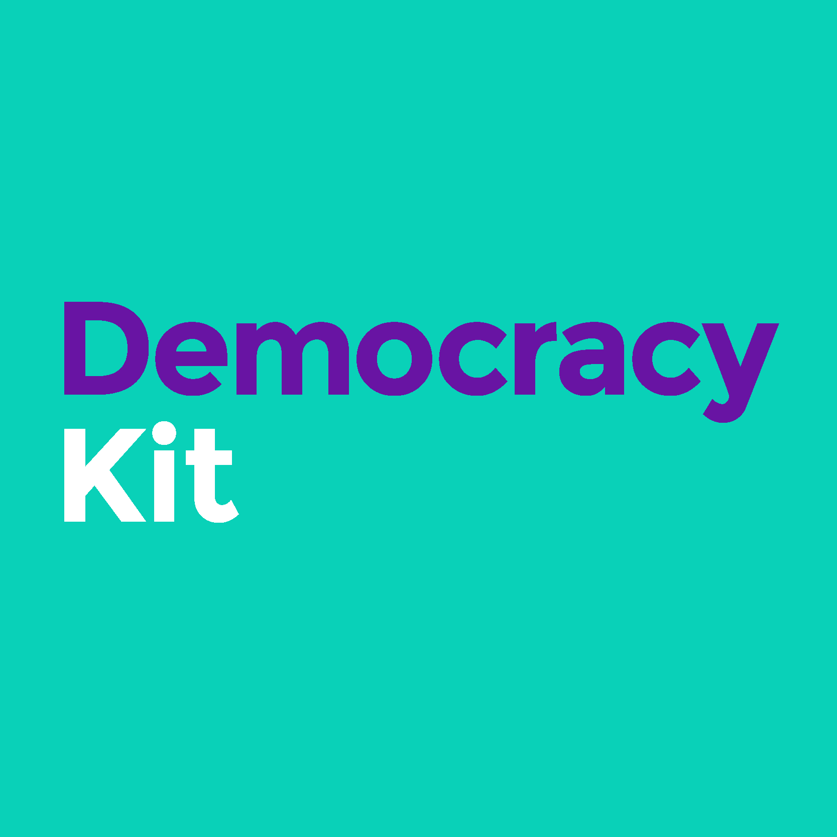 DemocracyKit | Open Democracy Project