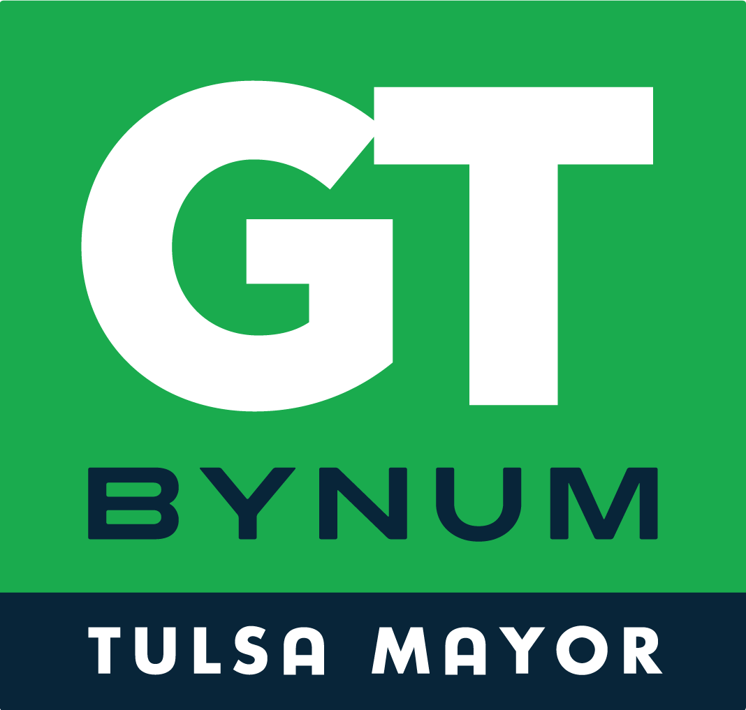 G.T. Bynum for Tulsa Mayor