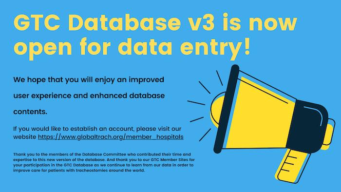 GTC Database v3 is now open!