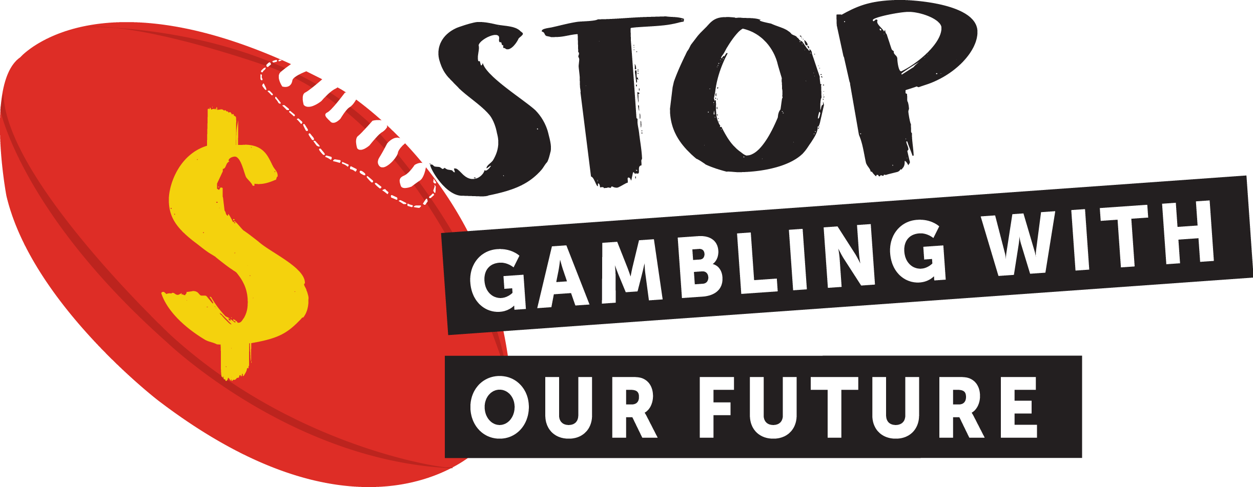 Stop Gambling With Our Future