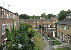 Campaigns Housing in Hackney