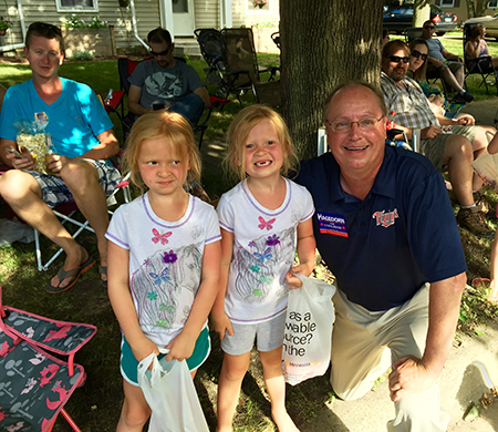 Truman, Minnesota - Twins