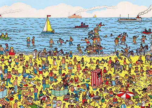 Where's Walz(do)?