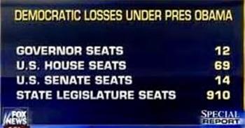 Democratic Loses