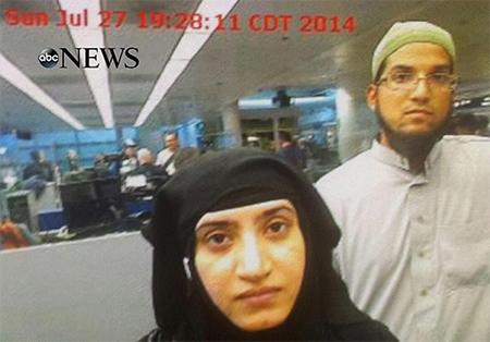 San Bern Terrorists