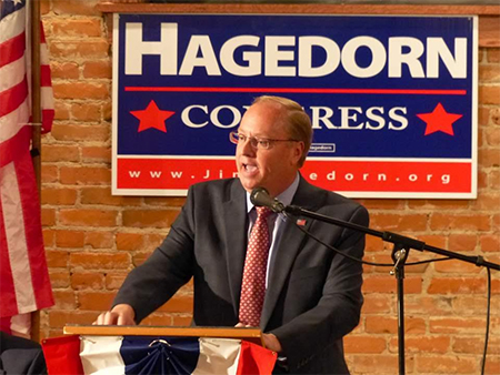 Hagedorn - Campaign