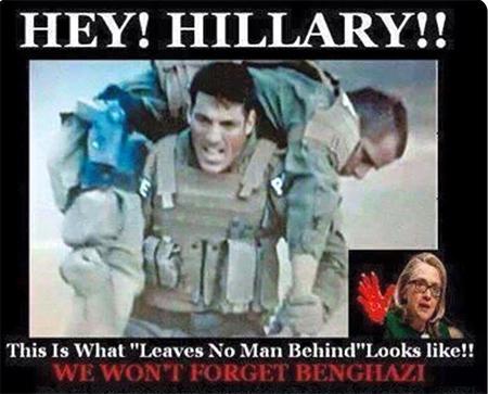 Hey! Hillary!