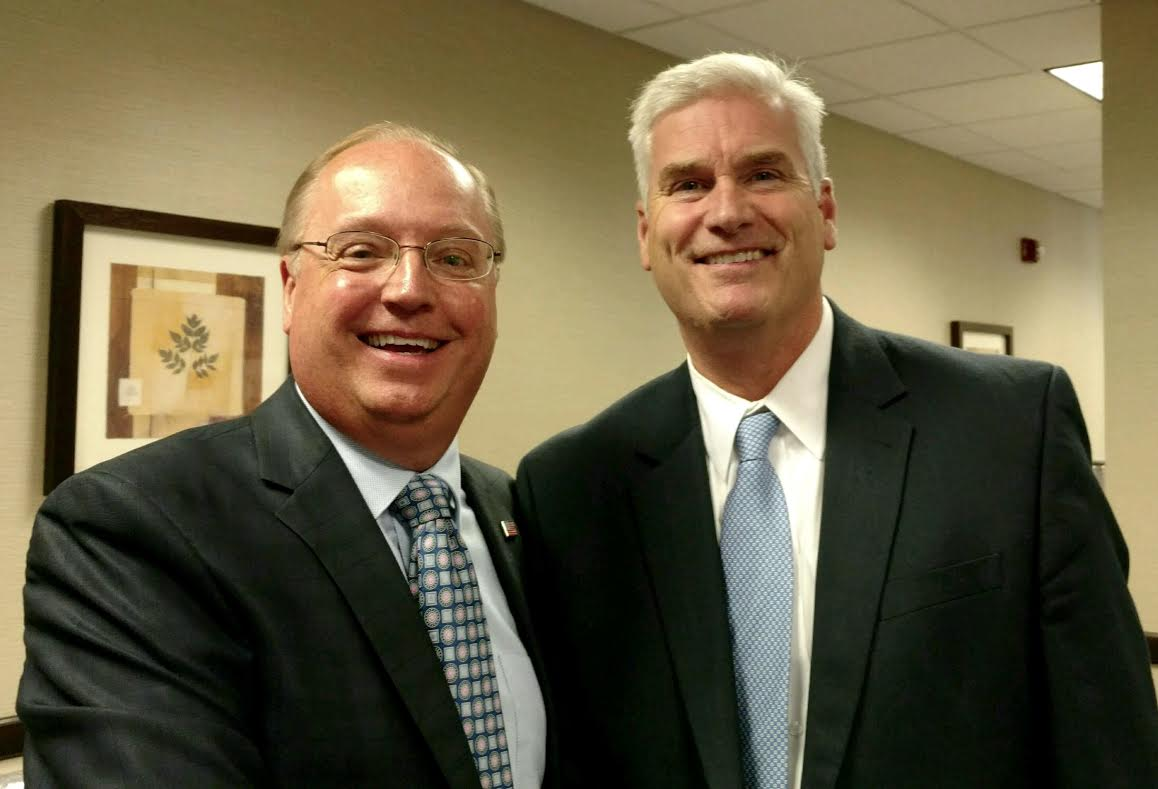 Jim Hagedorn and Tom Emmer