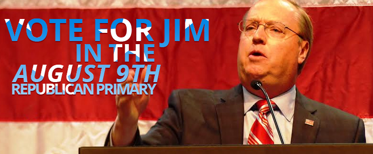 Vote For Jim