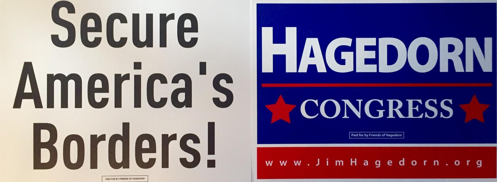 Secure America's Borders - Hagedorn