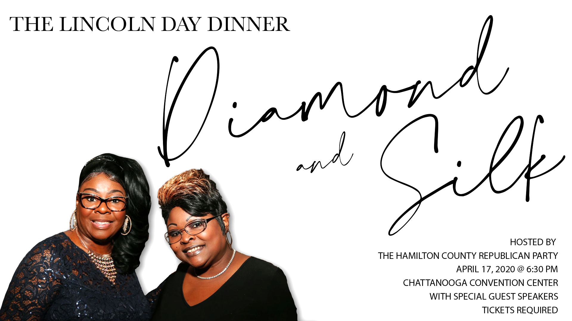 Lincoln Day Dinner 2020