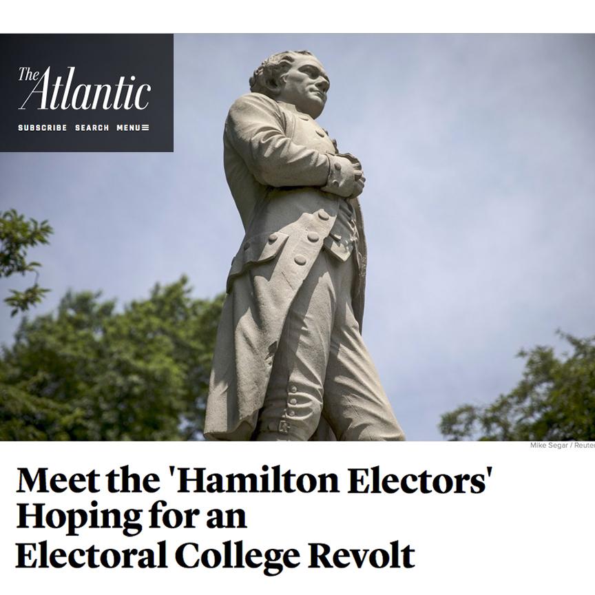 Atlantic - Meet the 'Hamilton Electors'
