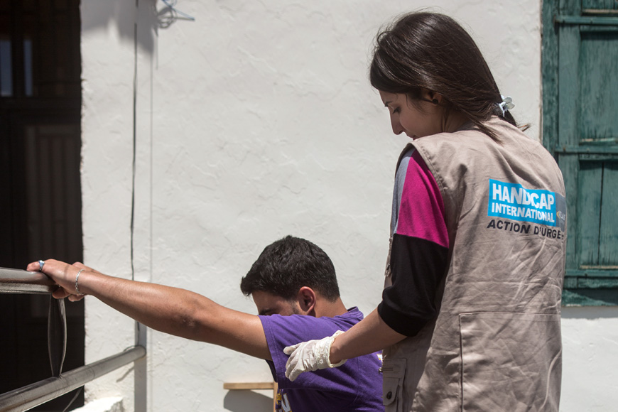 Refugee Voices: The Situation in Syria Is Unbearable