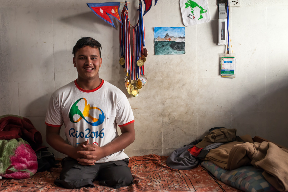 Surviving the Nepal Earthquake: Ramesh's Story
