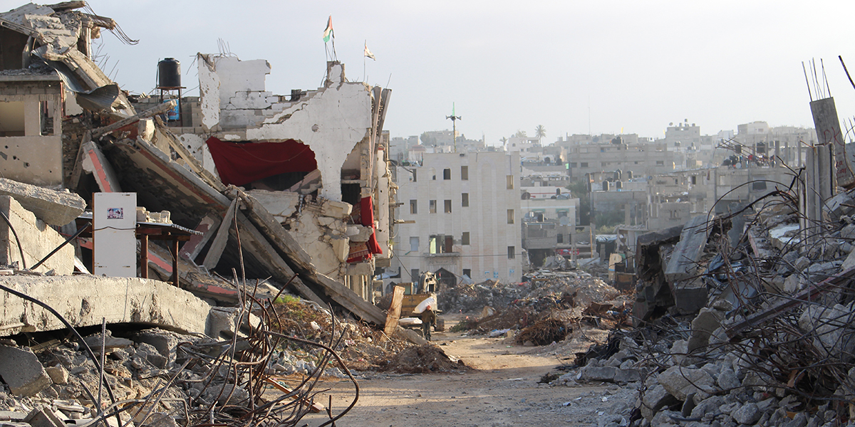 Gaza   Recovering from Conflict
