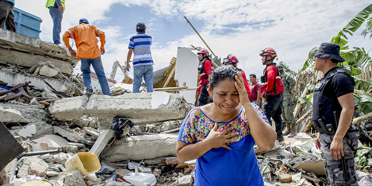 Ecuador | Responding to April 16 Earthquake