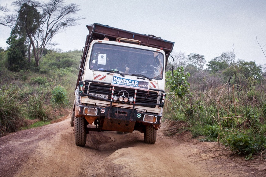 Central African Republic: Truck fleets deliver aid to most isolated villages