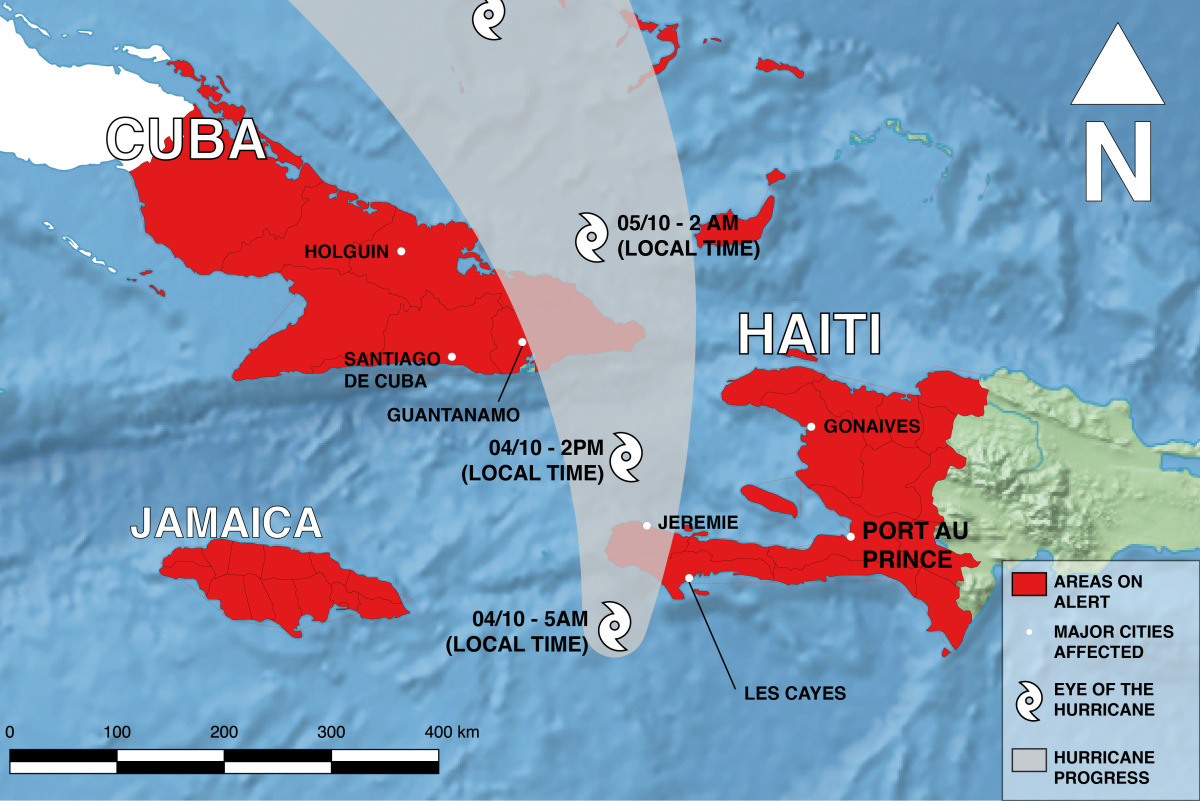 "Haiti: ""Some people may have lost everything"""