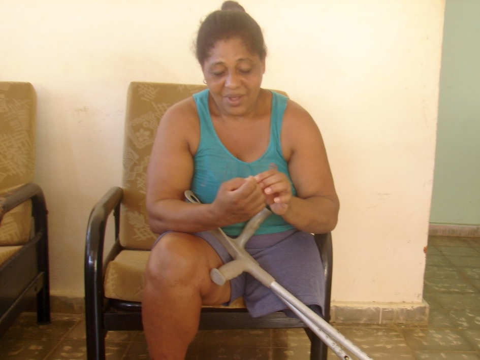 Hurricane Matthew in Cuba: People with disabilities especially vulnerable