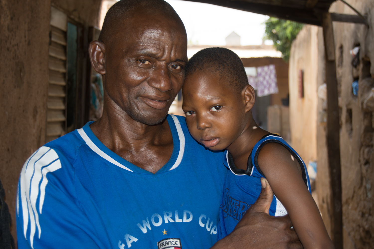 Supporting caregivers in Mali