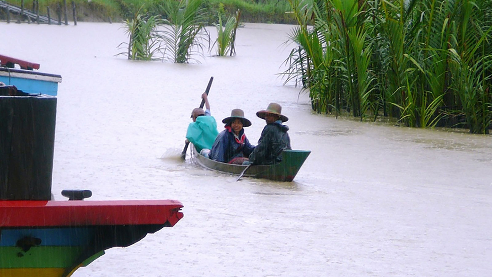 Myanmar Floods: HI to Aid Disabled People's Organizations