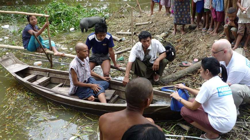 "Myanmar floods ""will happen again. We've got to be ready."""