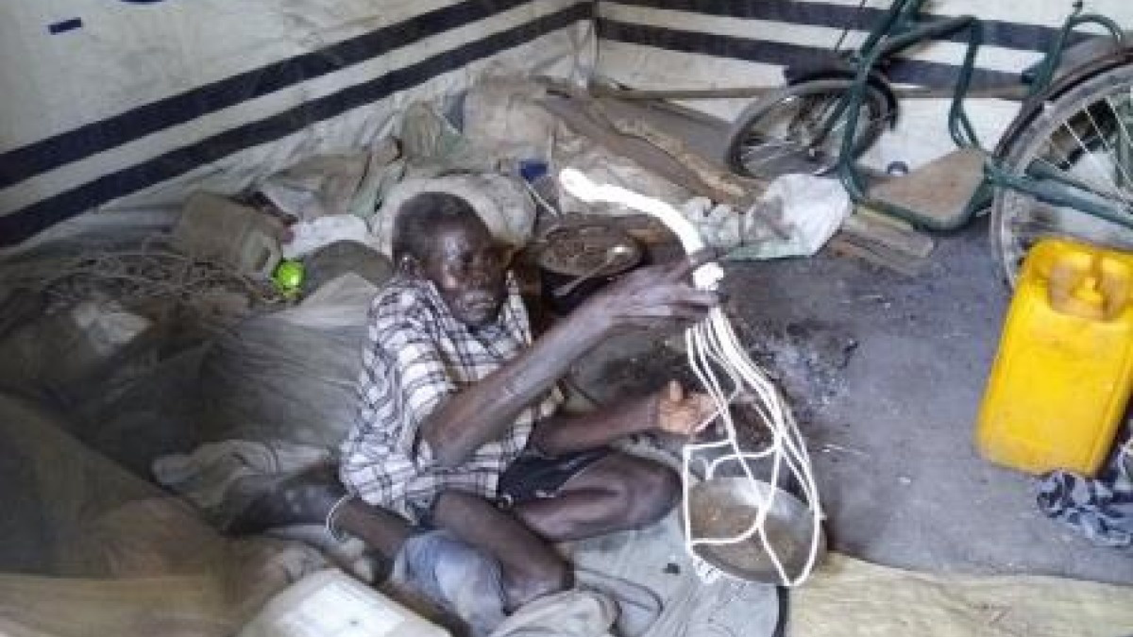 South Sudan: providing mobility during a food crisis