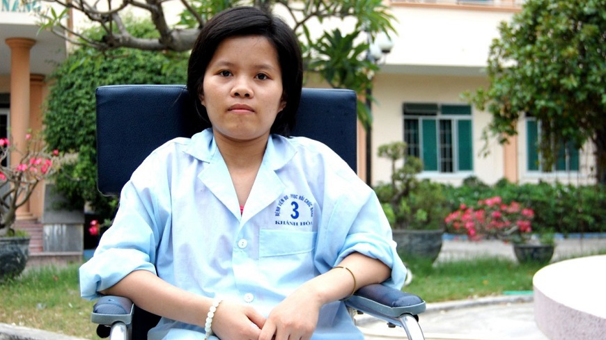 Treating Spinal Cord Injuries in Vietnam