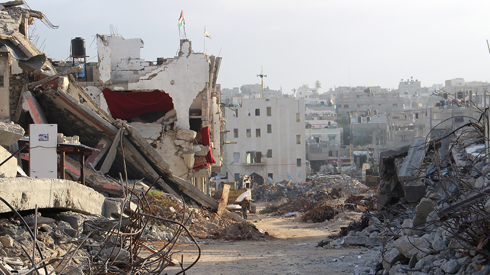 Gaza | Recovering from Conflict
