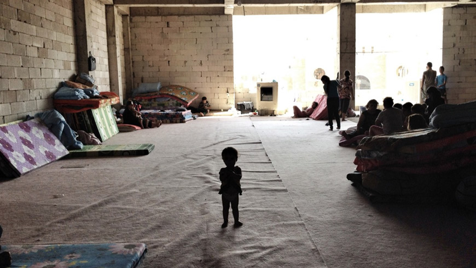 Displaced Iraqis are Desperate for Care