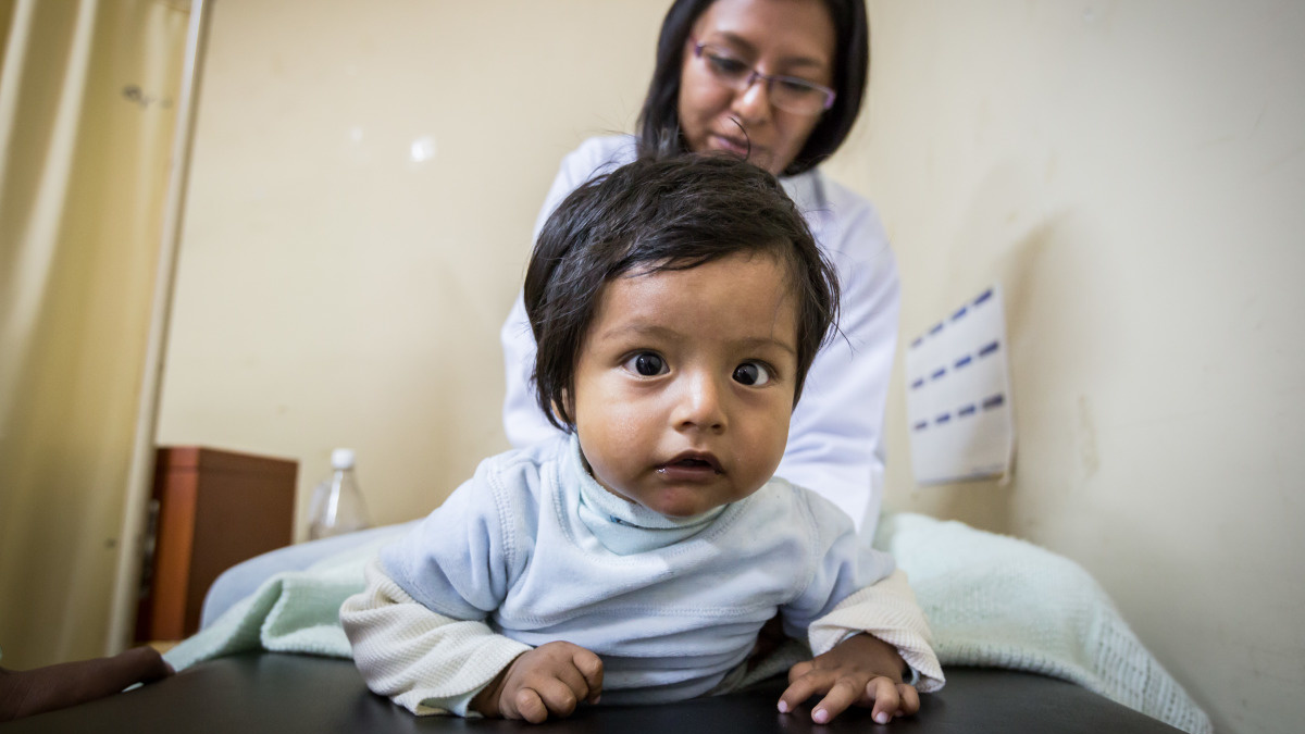 Bolivia: Providing rehabilitation care to thousands