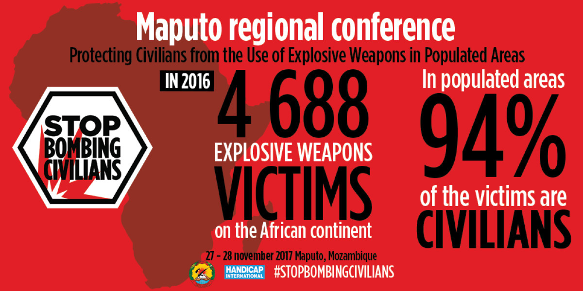 African States against the use of explosive weapons in