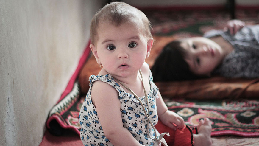 Tajikistan: Preventing Disability through Improved Mother and Child Health