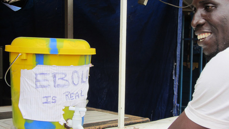 Stemming the Tide of Ebola in Sierra Leone and Liberia
