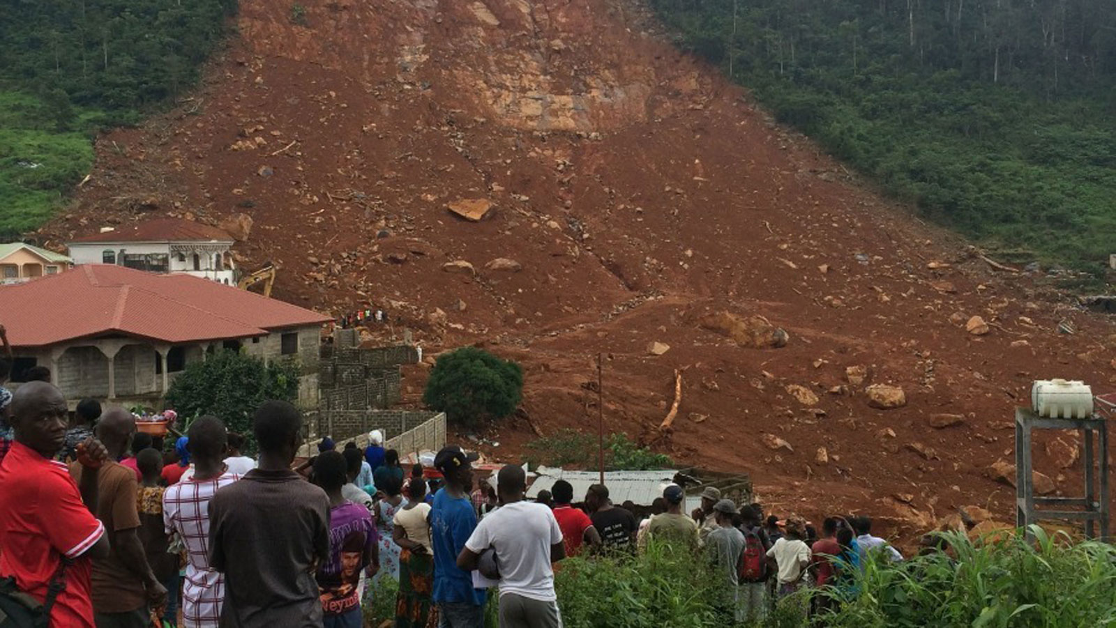 Supporting the most vulnerable in Freetown