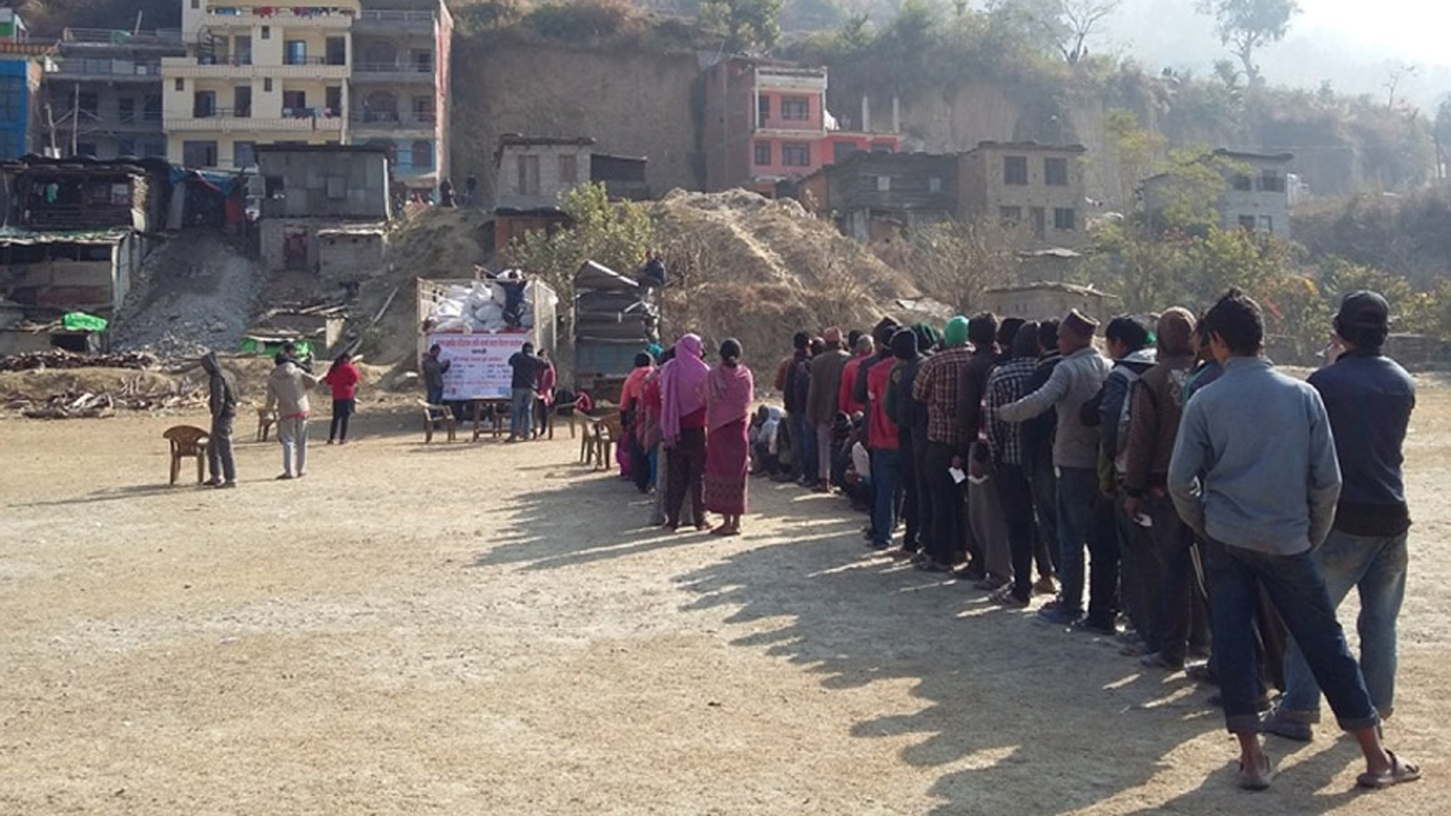 Nepal Earthquake Relief: Winter Update