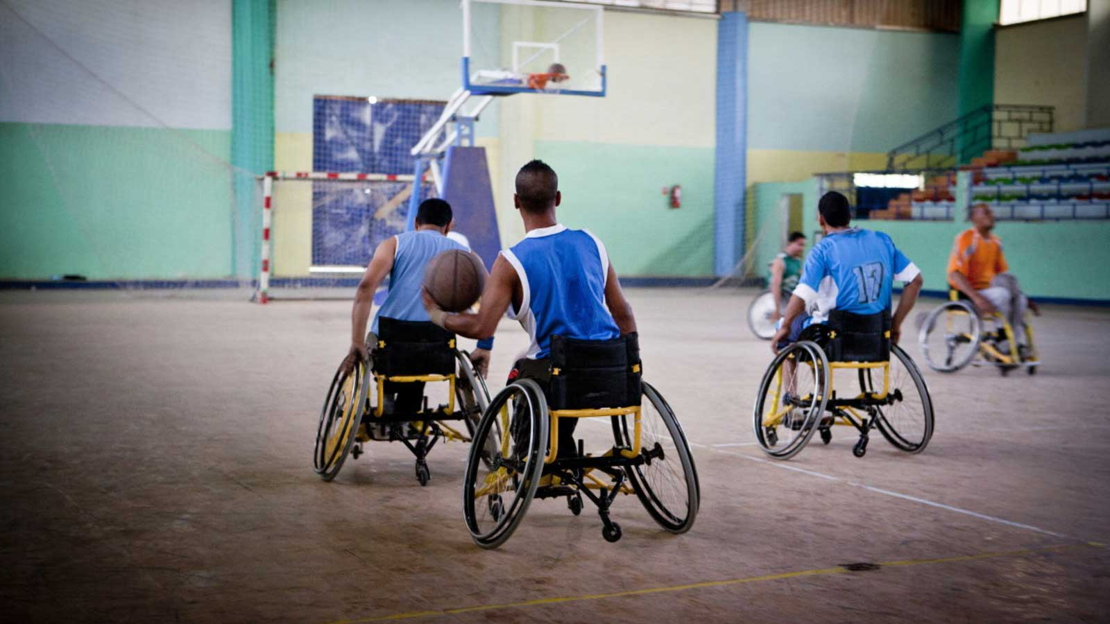 Beneficiaries-in-Algeria-playing-wheelchair-basketball
