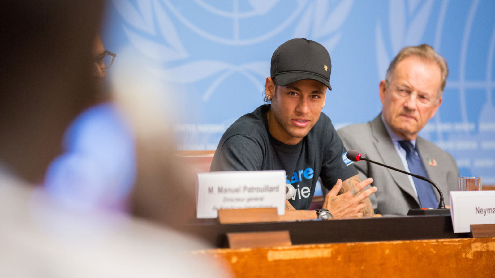 Neymar Jr. becomes HI global ambassador