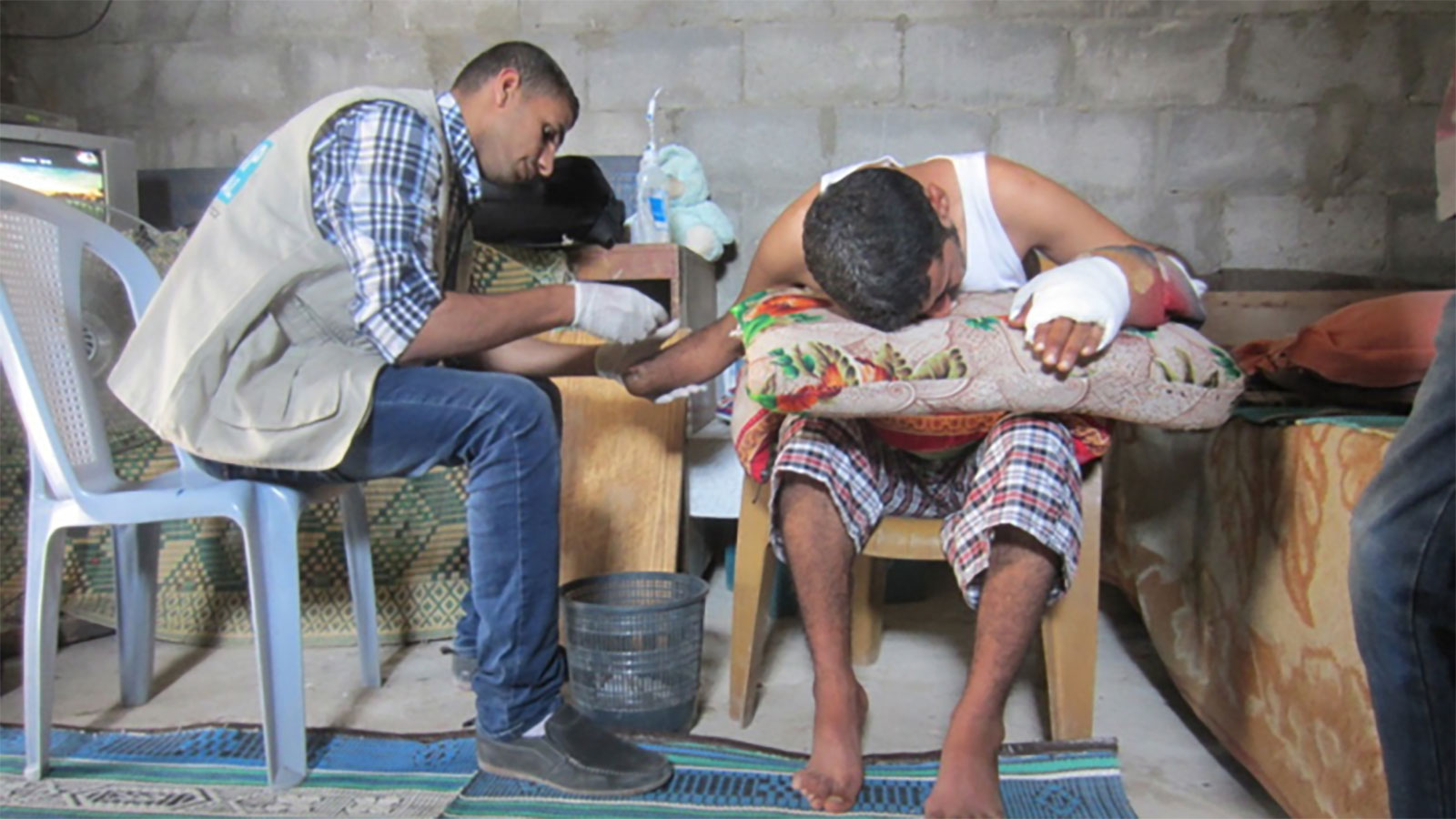Gaza emergency | HI launches emergency response in aid of injured