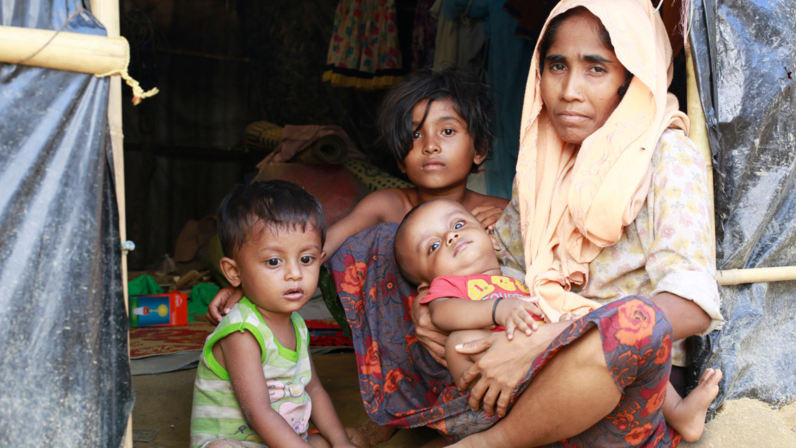 Bangladesh | Providing support to vulnerable Rohingya