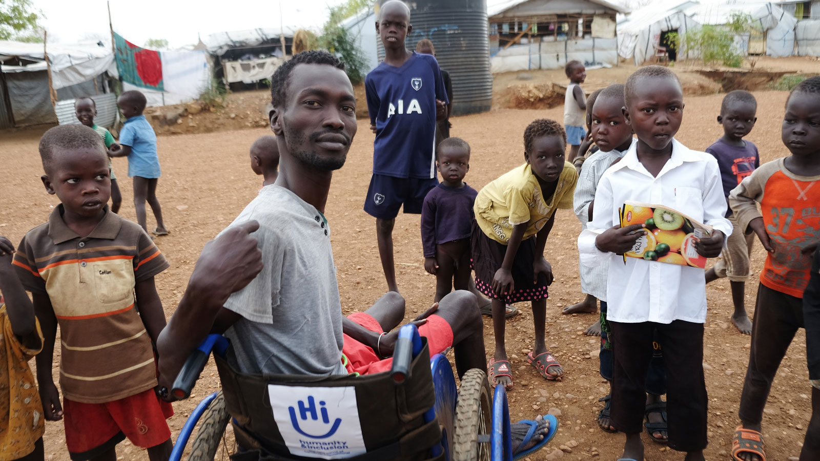 South Sudan | Displaced and disabled: humanitarian services fall short