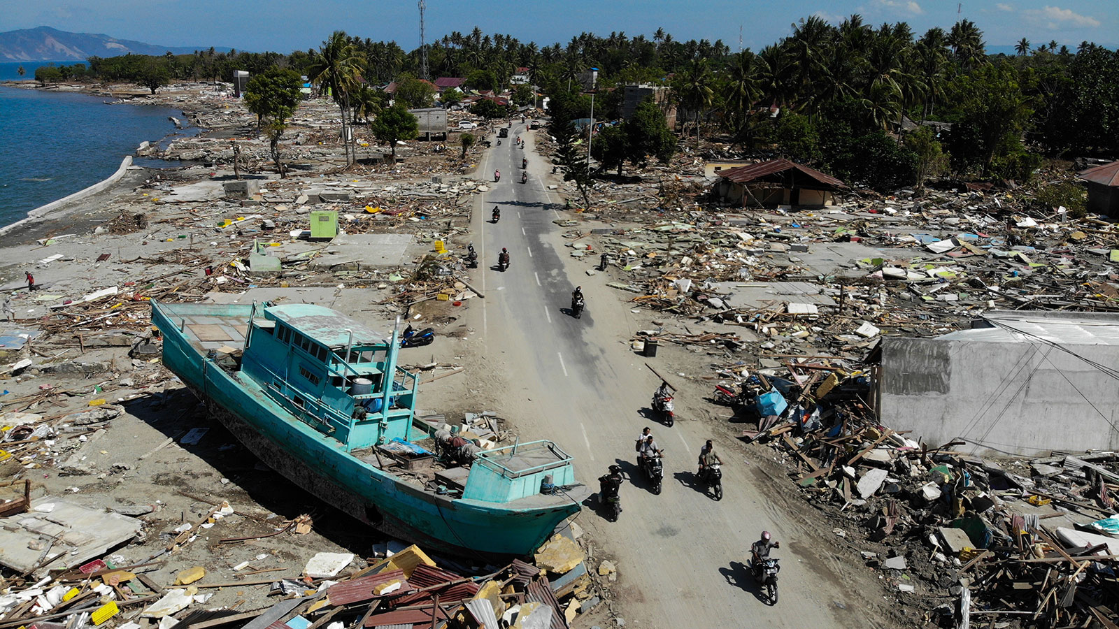 Indonesia Emergency | Urgent needs following tsunami and earthquake