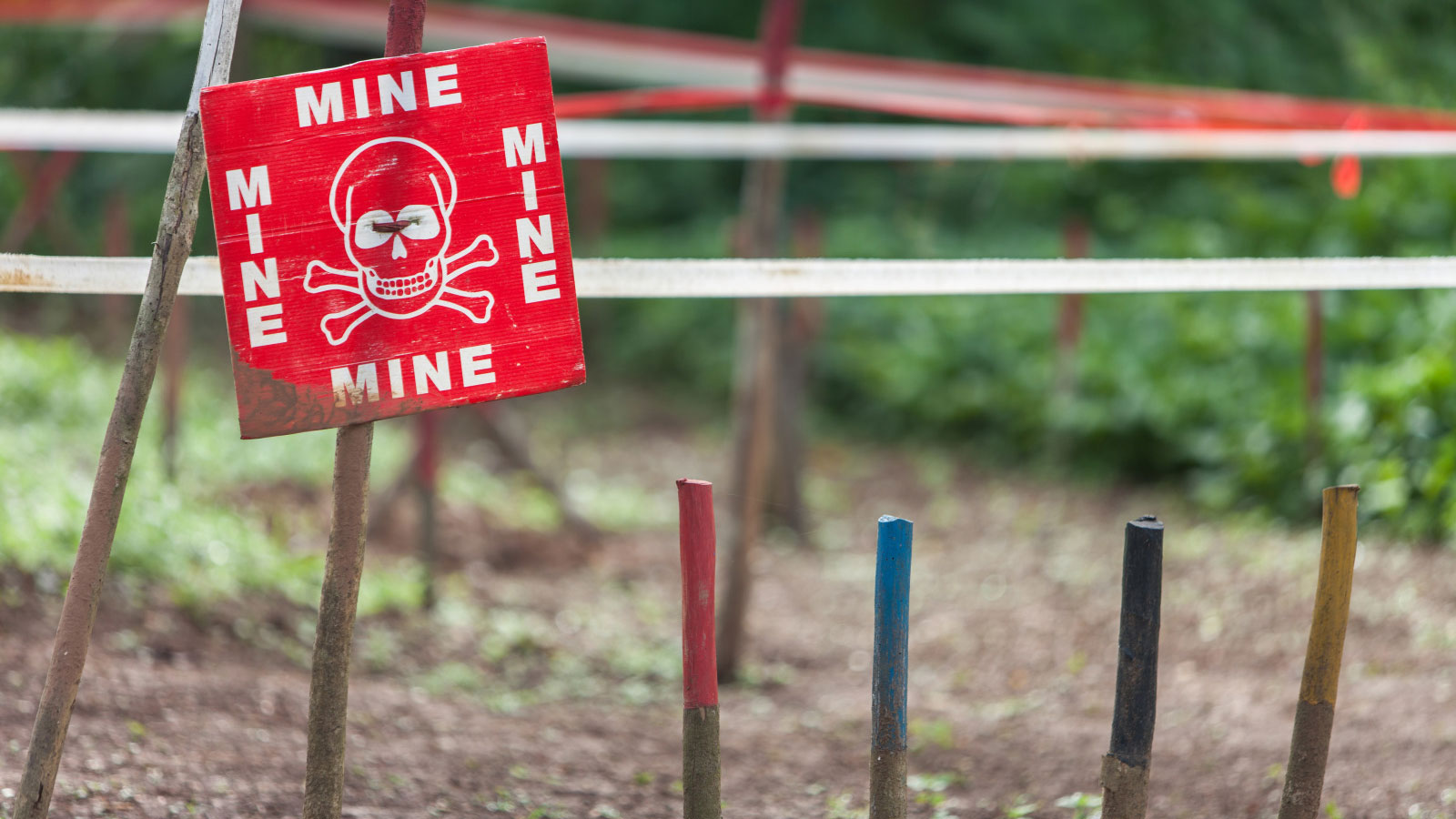 Innovation at HI | Demining drones: a mine clearance revolution?