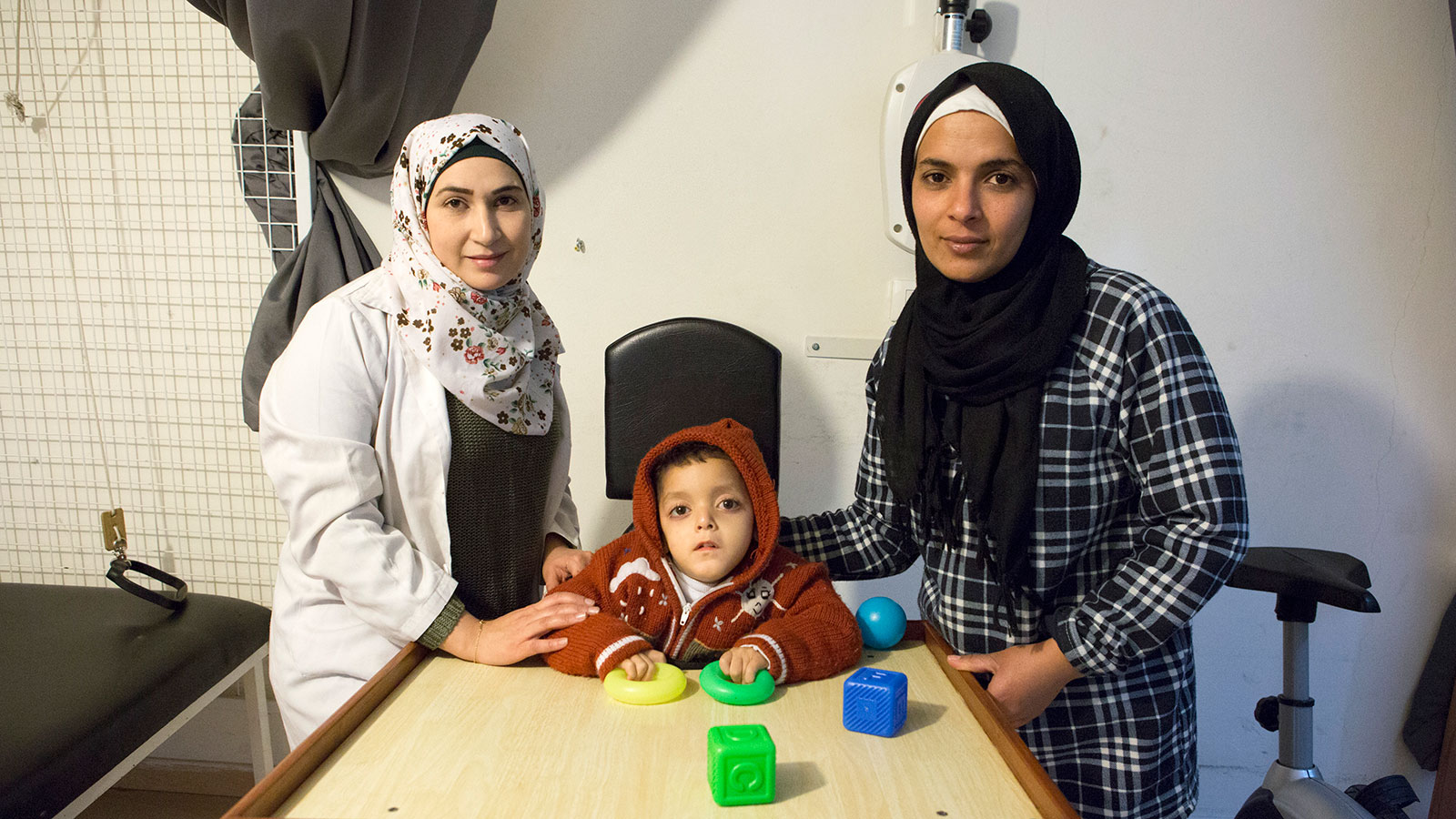 Lebanon | Supporting mothers and children with disabilities